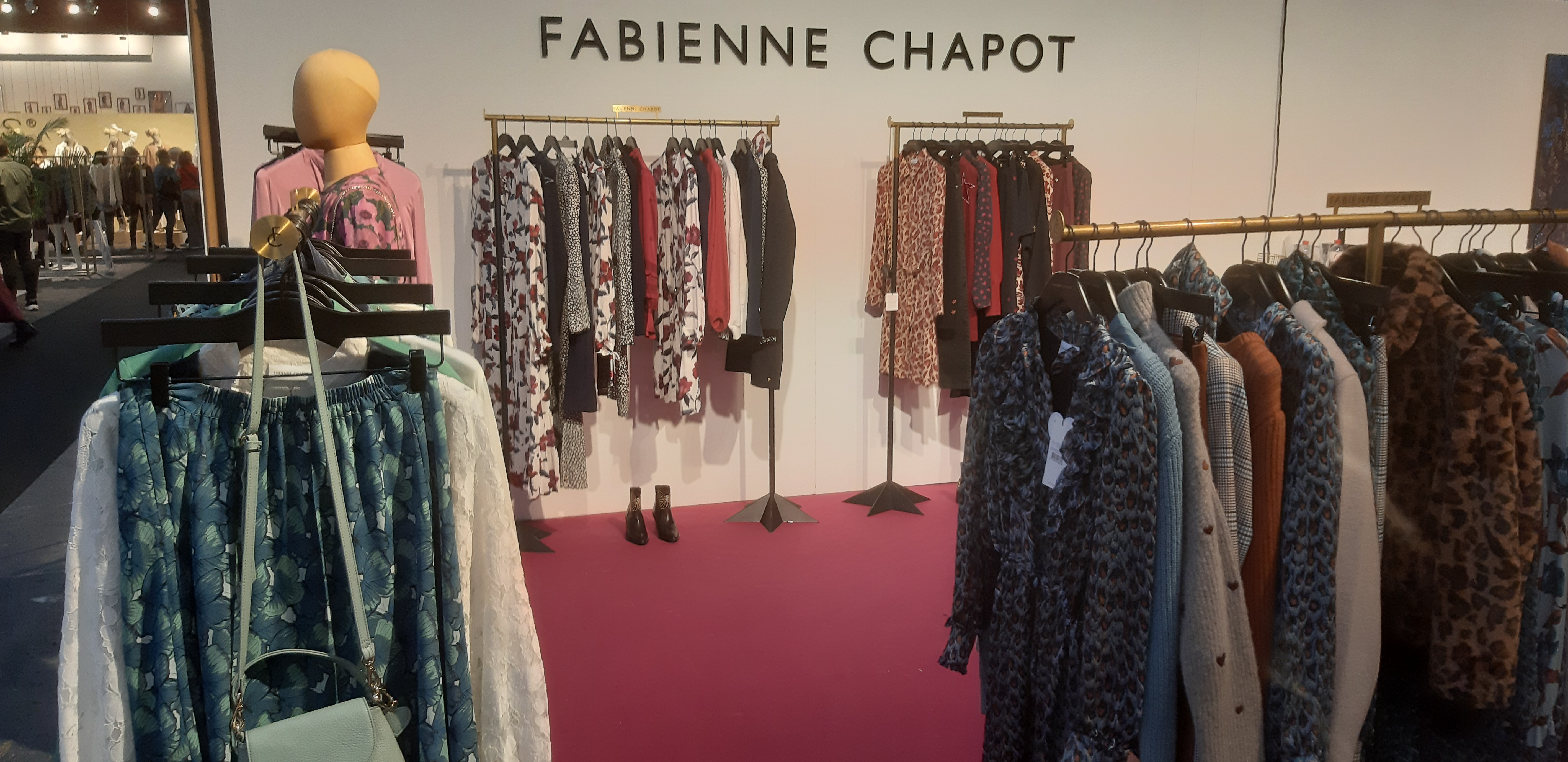 Stand Fabienne Chapot